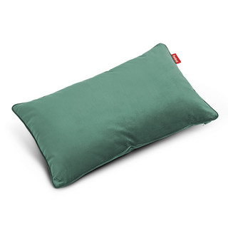 Pillow King Velvet, Recycled Sage - 66 x 40 cm Kissen by...