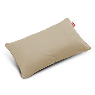 Pillow King Velvet, Recycled Camel - 66 x 40 cm Kissen by...
