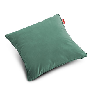Pillow Square Velvet, Recycled Sage - 50 x 50 cm Kissen...