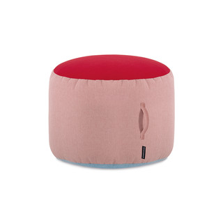 Sitzhocker - PoufPouf, Berry by REMEMBER