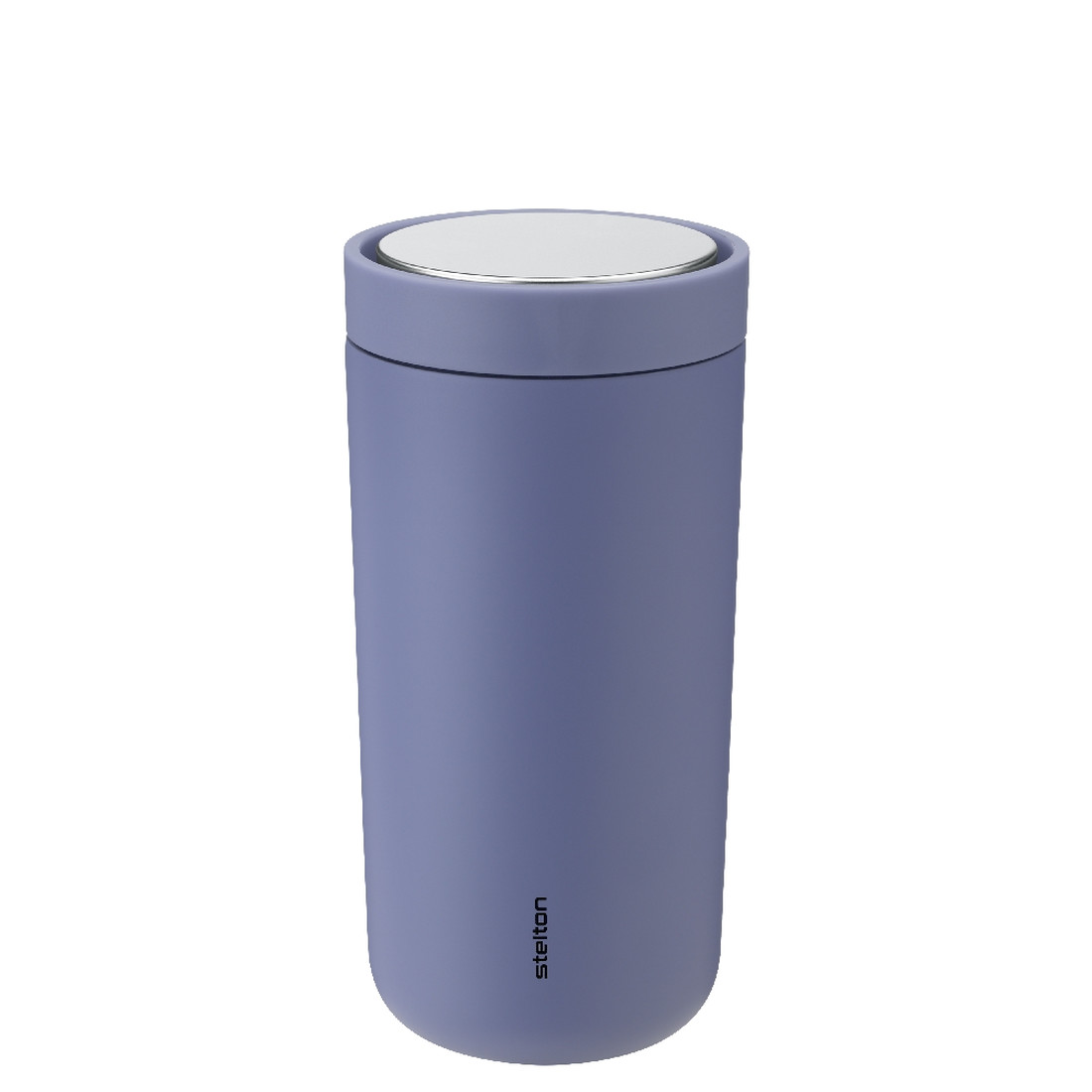 To Go Click Thermobecher Edelstahl 0,4l - soft lupin by stelton