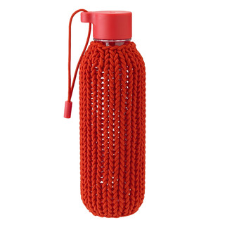 CATCH-IT Trinkflasche 0.6l - warm red RIG-TIG by Stelton