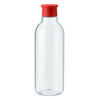 DRINK-IT - Tritan® Trinkflasche 0.75l - warm red RIG-TIG...