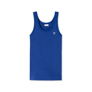 Tank Top - Friedrich - indigo by Schiesser Revival