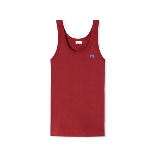 Tank Top - Friedrich - rot by Schiesser Revival