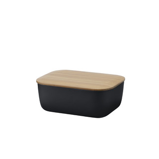 BOX-IT Butterdose, schwarz RIG-TIG by Stelton