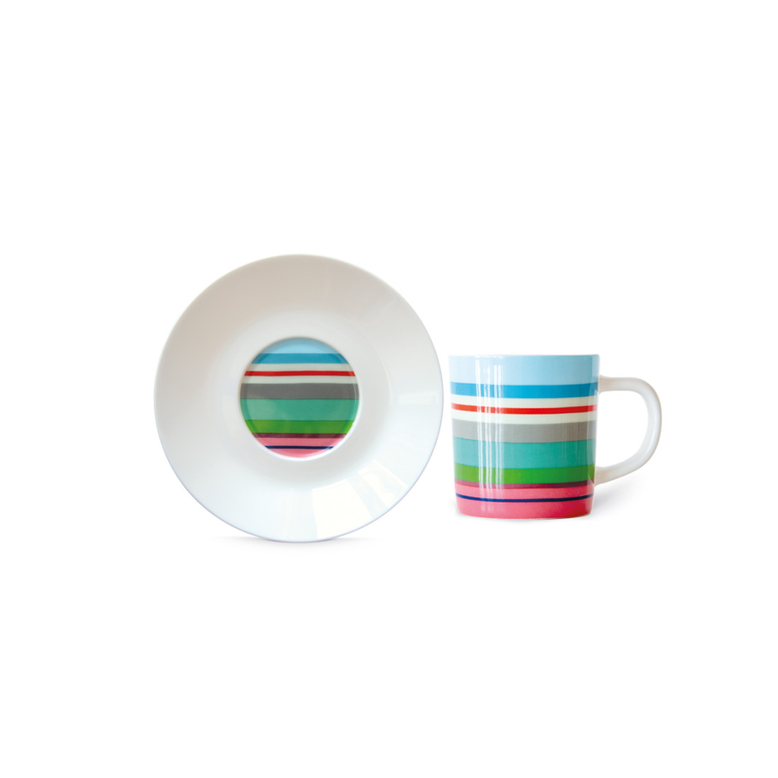 Espressotasse & Unterteller Selva by REMEMBER