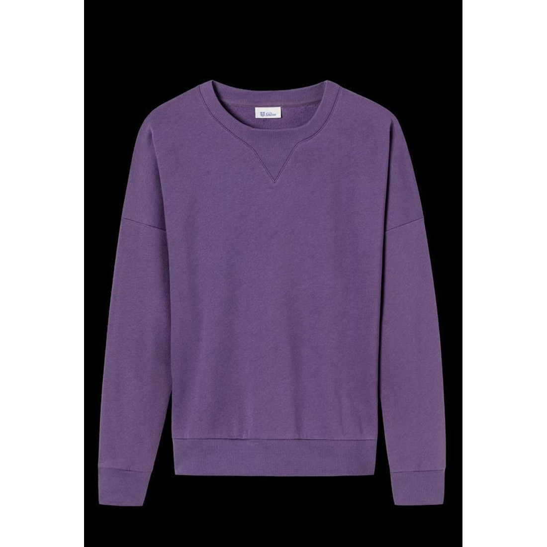Sweater - Annegret - lila by Schiesser Revival