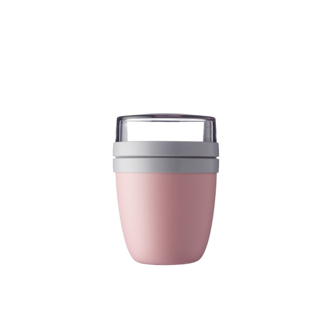 Lunchpot Ellipse - Nordic Pink by MEPAL