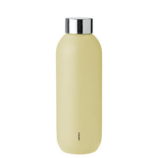 Keep Cool Trinkflasche 0.6 l - soft yellow by stelton