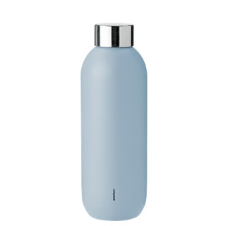 Keep Cool Trinkflasche 0.6 l - cloud by stelton