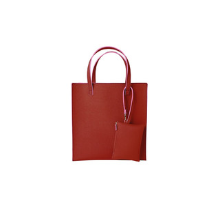 Shopper mit Pouch - Chili by REMEMBER
