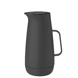 Foster Isolierkanne 1 l - anthracite by stelton