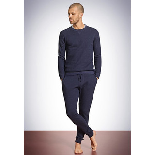 Joggpants - Walter - navy by Schiesser Revival